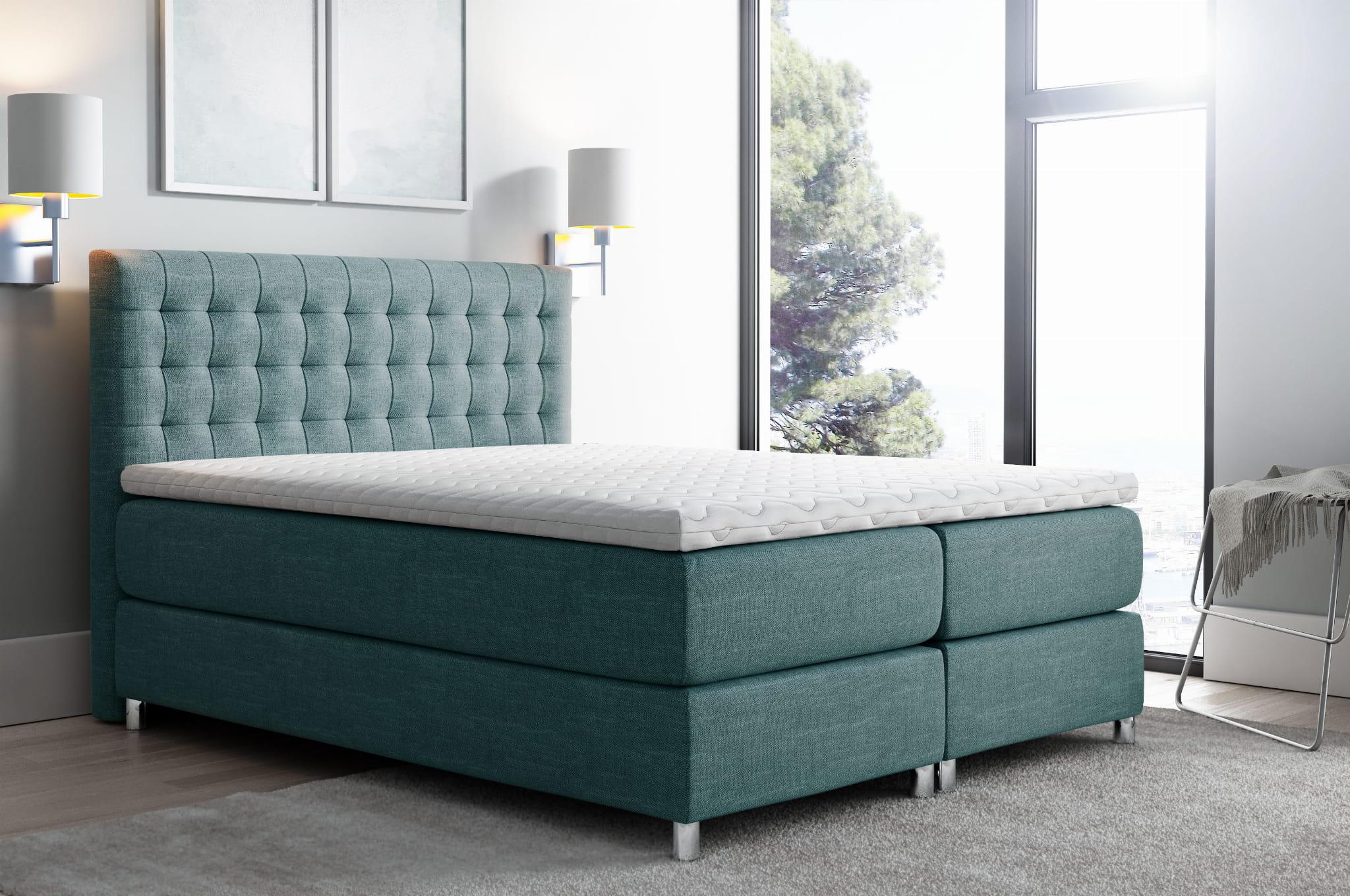 łóżko Kontynentalne Primo