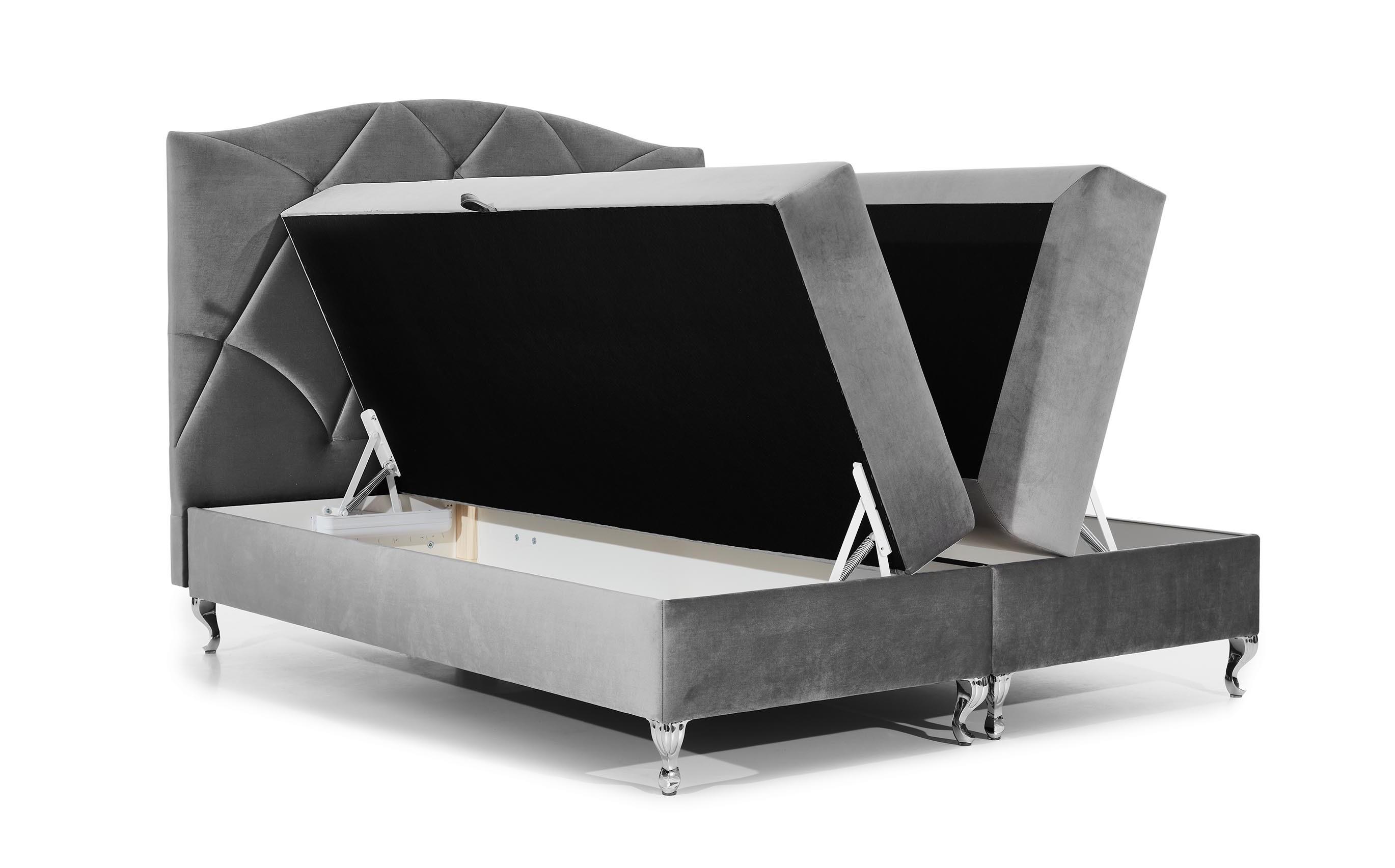 Łóżko kontynentalne Brando
