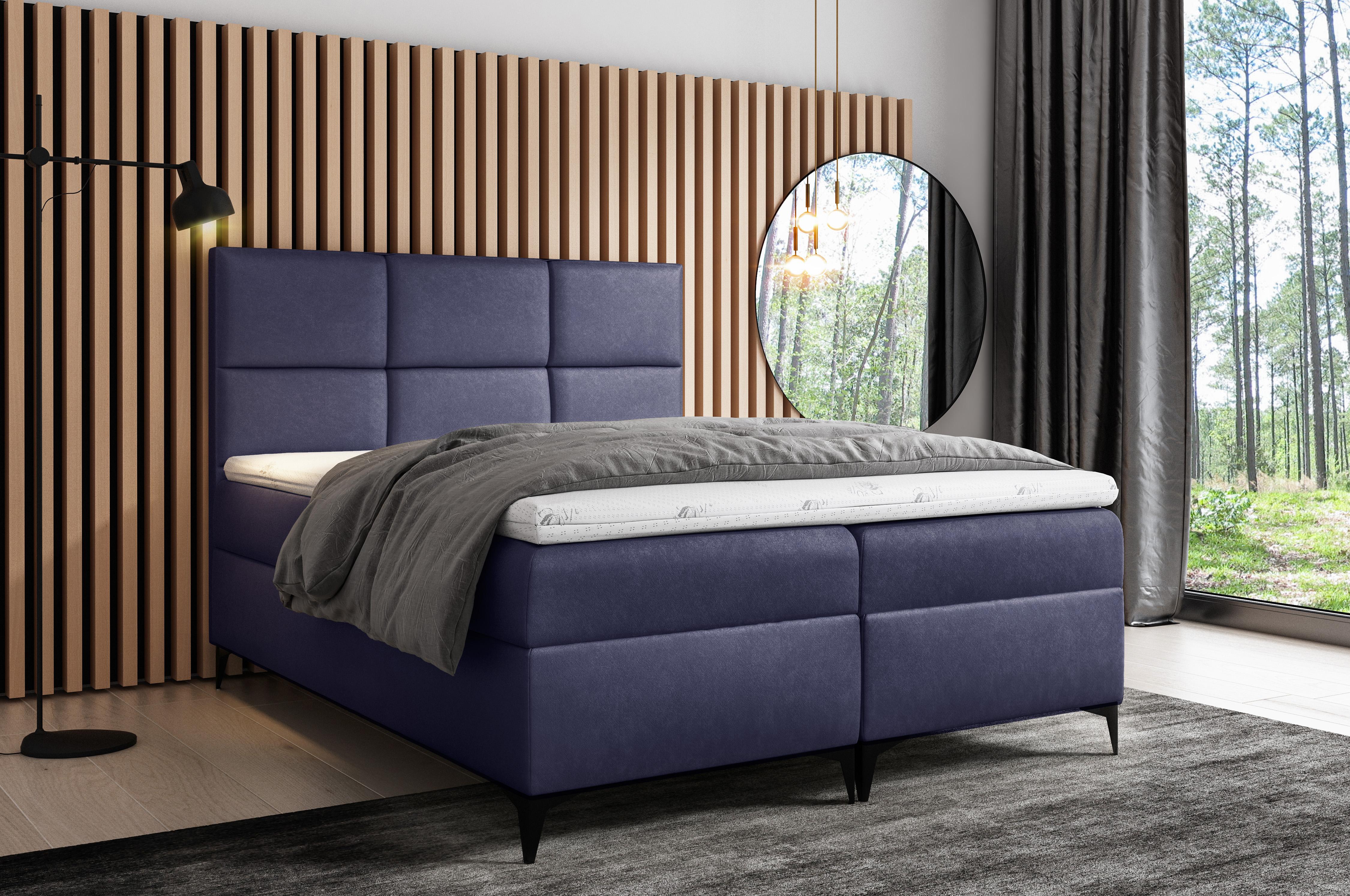 Łóżko kontynentalne Fava